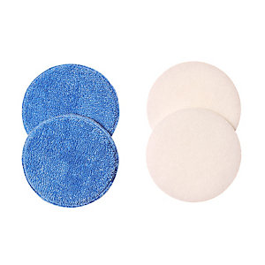 Ewbank Lightweight Floor Polisher Scrubbing and Polishing Pads
