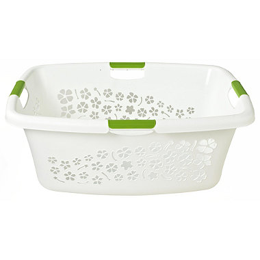 White Laundry Tub