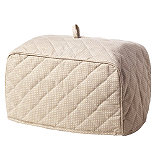 Kitchen Appliance Cover - 2 Slice Toaster