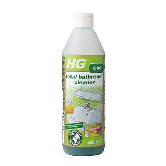 HG Eco Total Bathroom Cleaner Spray 500ml alt image 1