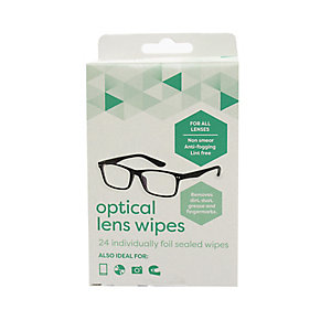 Lakeland Original Optical Lens Wipes x 24
