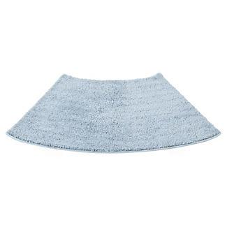 blue curved shower mat lakeland. Black Bedroom Furniture Sets. Home Design Ideas