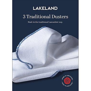 3 Classic Lancashire Dusters