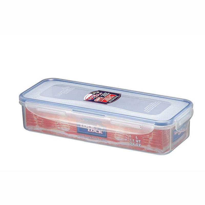 1 litre Lock & Lock Bacon Box