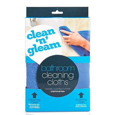 Clean and Gleam Bathroom Pack