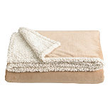Beige Softee Throw