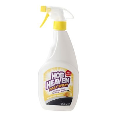 Hob Heaven&8482 Ceramic Hob Daily Cleaning Spray 500ml