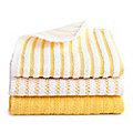 3 Scrubby Dishcloths - Lemon