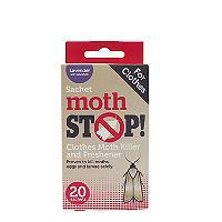 20 Moth Stop Sachets
