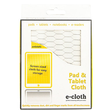 E-cloth® Pad and Tablet Cloth