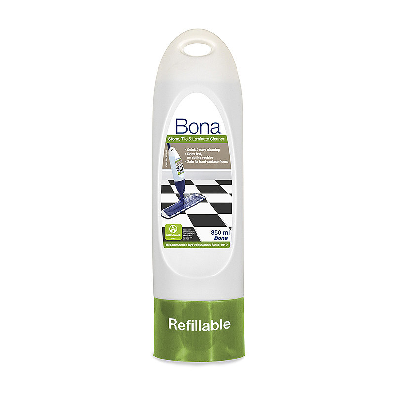 Bona floor tile laminate cleaner refill cartridge for for Bona floor cleaner