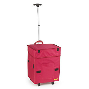 Smart Cart Waterproof Storage on Wheels 30L