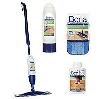 Bona® Wood Floor Spray Mop Kit