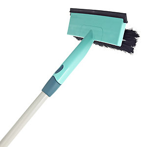 Leifheit Window Brush and Squeegee