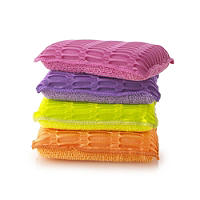 4 Microfibre Kitchen Sponges
