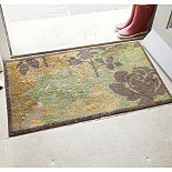 Garden Rose Turtle Mat