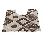 Dotty Diamond Pedestal Mat