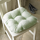 Spring Petals Kitchen Chair Cushion