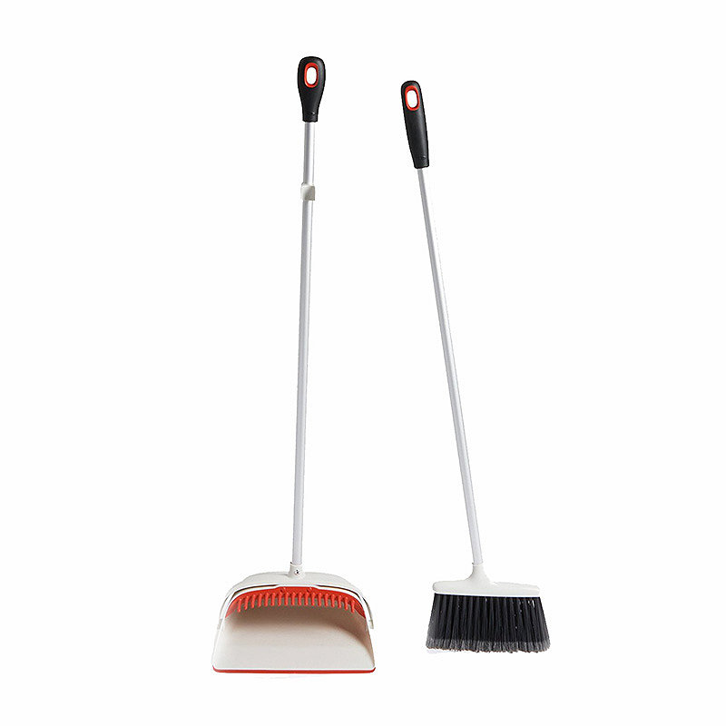 OXO Good Grips Upright Dustpan & Brush Sweep