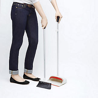 OXO Good Grips Upright Dustpan & Brush Sweep Set alt image 2