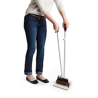 OXO Good Grips Upright Dustpan & Brush Sweep Set alt image 3