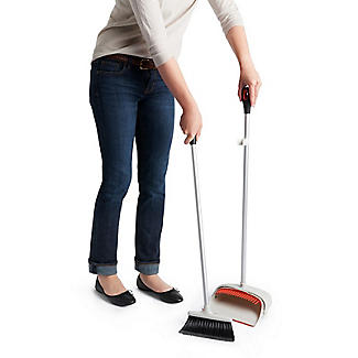 OXO Good Grips Upright Dustpan & Brush Sweep Set alt image 6