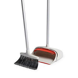 OXO Good Grips Upright Dustpan & Brush Sweep Set alt image 9