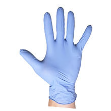 100 Large Disposable Nitrile Gloves