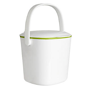 OXO Good Grips Food Compost Bin - White 2.8L alt image 1