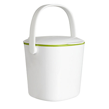 OXO Good Grips Food Compost Bin - White 2.8L