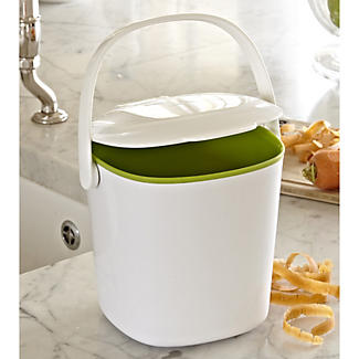 OXO Good Grips Food Compost Bin - White 2.8L alt image 7