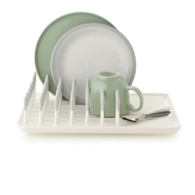 Oxo Good Grips Compact Dish Drainer Rack Small White