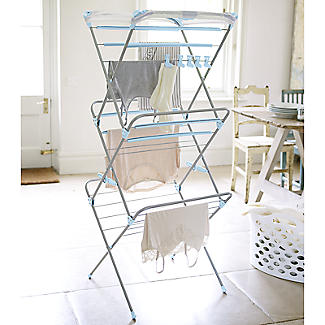 Easy Up Concertina Indoor Clothes Airer Deluxe 15m alt image 2