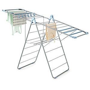 Deluxe Foldable Winged Indoor Clothes Airer 13m
