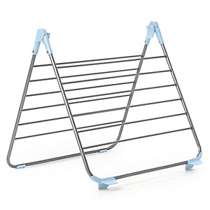 Over Bath Foldable Indoor Clothes Airer 10m