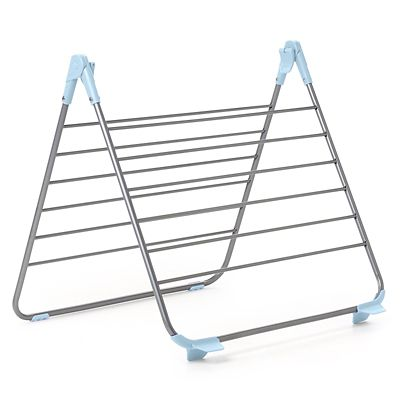 OverBath Foldable Indoor Clothes Airer  Deluxe 10m