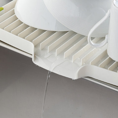 Joseph Joseph® Flip Draining Board Grey