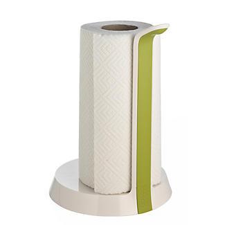 Joseph Joseph Easy Tear Kitchen Roll Holder White/Green