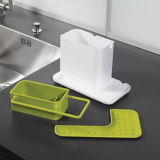 Joseph Joseph® Caddy Sink Organiser White alt image 2
