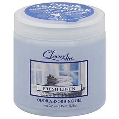 Clean Air Fresh Linen Odour Absorber