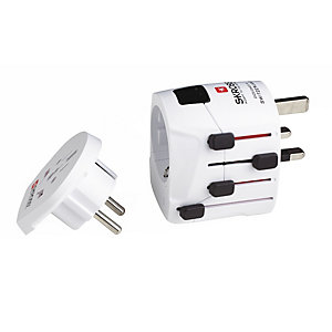World Adaptor Pro+