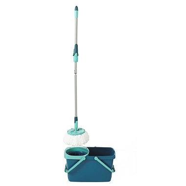 leifheit clean twist mop in mops brooms and floor dusters at lakeland. Black Bedroom Furniture Sets. Home Design Ideas