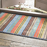 Extra Large Stripe Turtle Mat