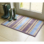 Blue Spice Stripe Turtle Mat