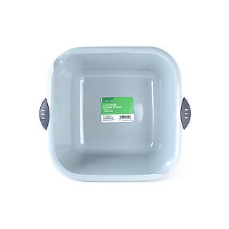 Square Washing-Up Bowl Grey alt image 3