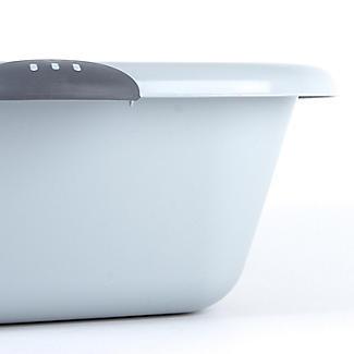 Square Washing-Up Bowl Grey alt image 5