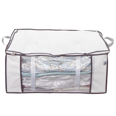 Lakeland Vacuum Clothes & Duvet Storage Tote Bag  87L Jumbo