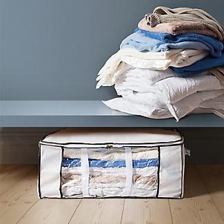 Lakeland Vacuum Clothes & Duvet Storage Tote Bag - 87L Jumbo alt image 2