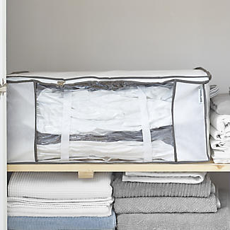 Lakeland Vacuum Clothes & Duvet Storage Tote Bag - 87L Jumbo alt image 3