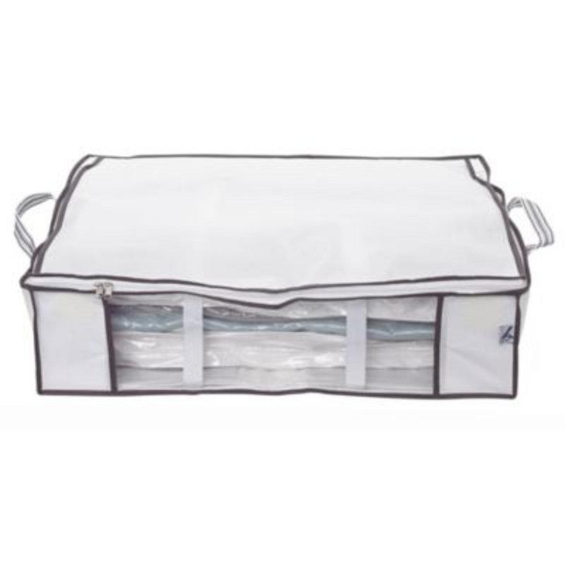 Vacuum Clothes & Duvet Storage Tote Bag -